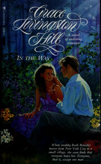 Cover of: In the Way (Grace Livingston Hill, No 70) | Grace Livingston Hill Lutz