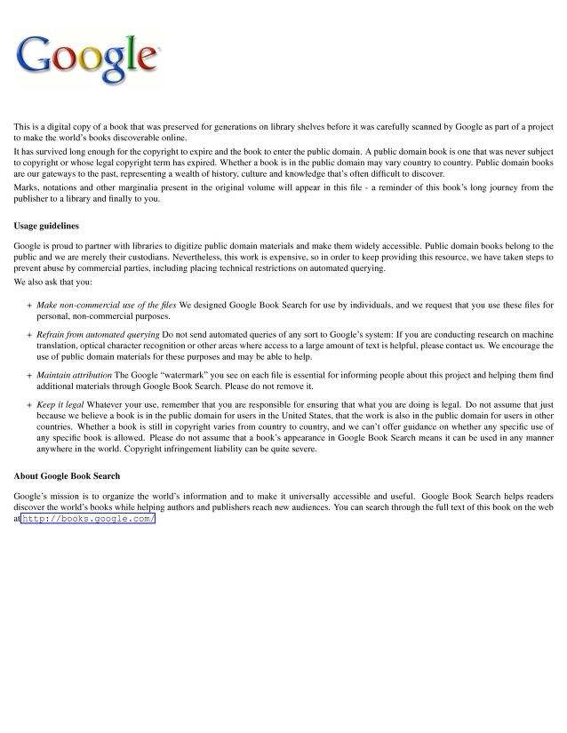 M.D ., LL.D. O. W. Nixon - Whitman's Ride Through Savage Lands with Sketches of Indian Life