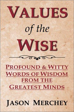 Download Values of the Wise