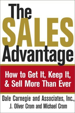 Download The Sales Advantage