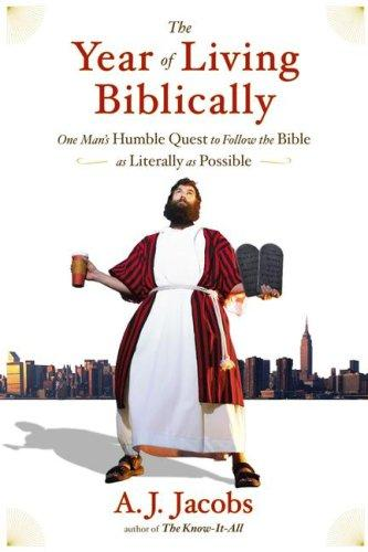 Download The Year of Living Biblically