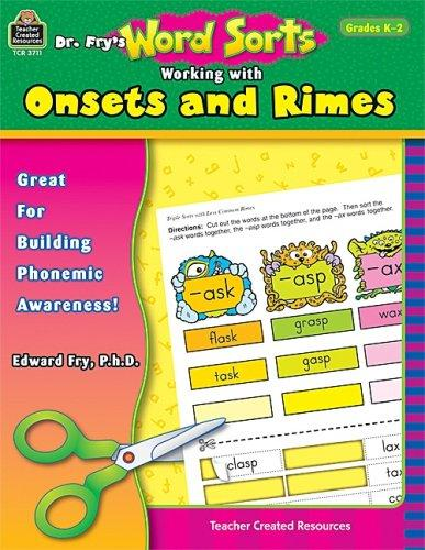 Download Dr. Fry's Word Sorts