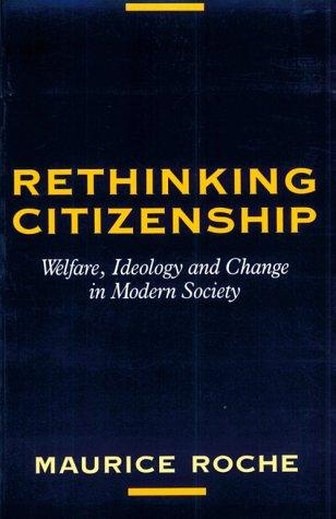 Rethinking Citizenship