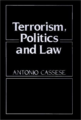 Download Terrorism, politics, and law