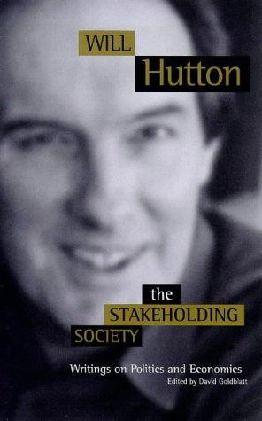 The stakeholding society