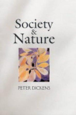 Download Society & nature
