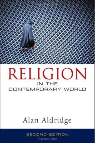 Download Religion in the Contemporary World