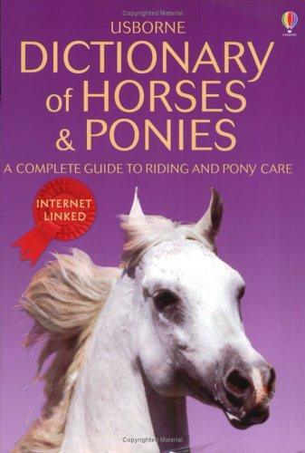 Download Dictionary of Horses and Ponies