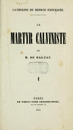 Download Catherine de Médicis expliquée