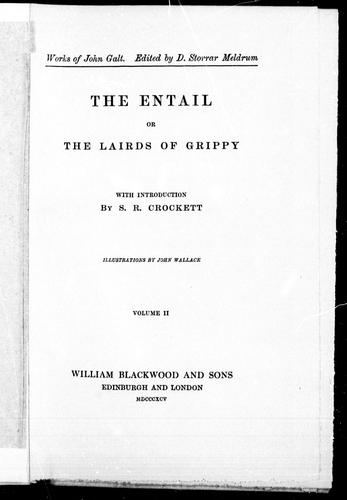 The entail, or, The lairds of Grippy
