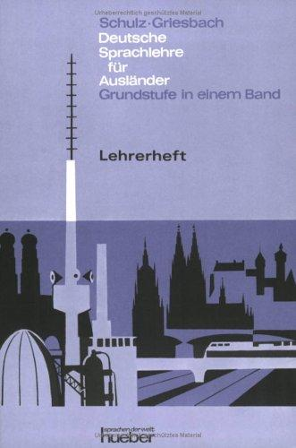 Deutsche Sprachlehre Fur Auslander – One-Volume Edition – Level 2