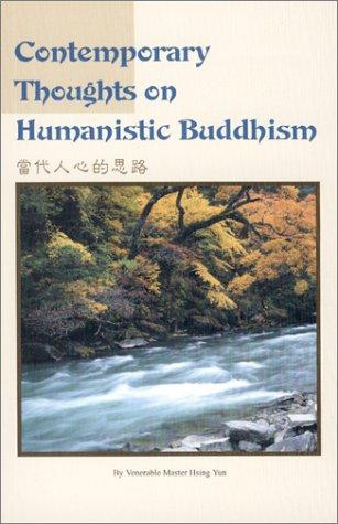 Contemporary Thoughts on Humanistic Buddhism (Open Library)