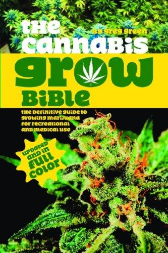 Download The Cannabis Grow Bible