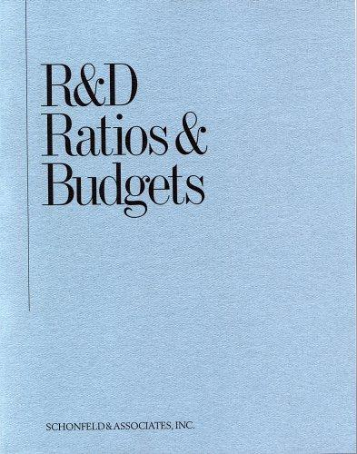 Download R&D Ratios & Budgets