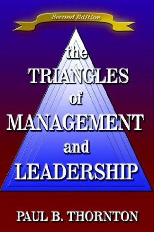 Download The Triangles of Management and Leadership