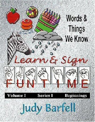 Learn & Sign Fun Time