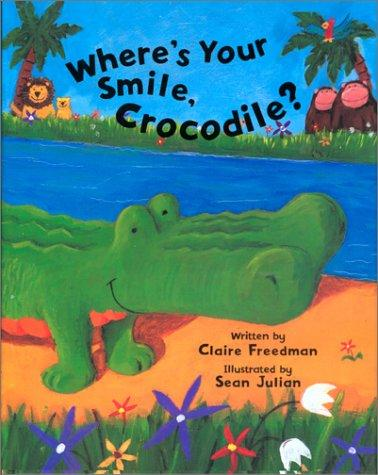 Download Where's your smile, crocodile?