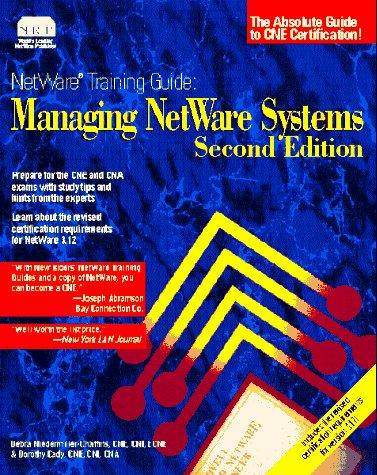NetWare training guide.