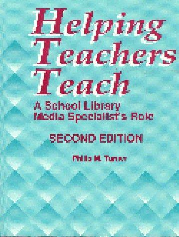 Helping teachers teach