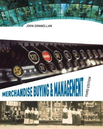 Merchandise Buying and Management