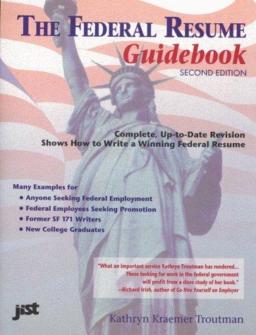 The federal resume guidebook
