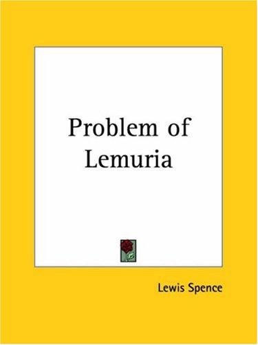 Download Problem of Lemuria