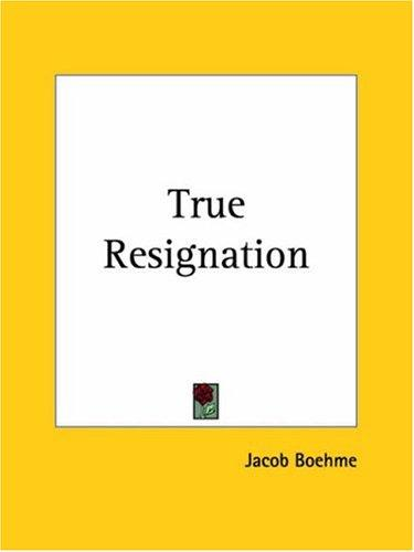Download True Resignation