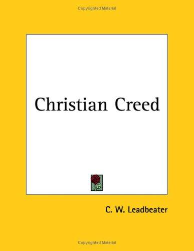 Download Christian Creed
