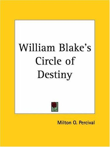 William Blake's Circle of Destiny