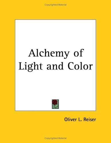 Download Alchemy of Light and Color
