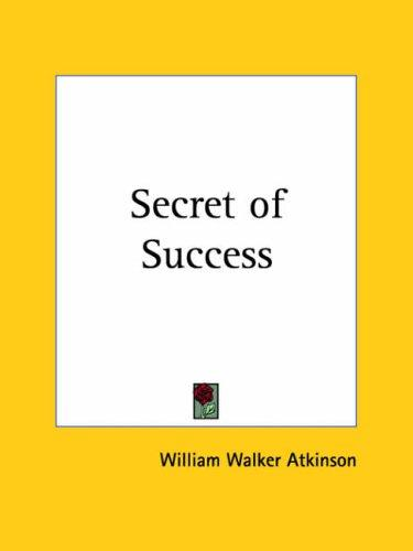 Download Secret of Success
