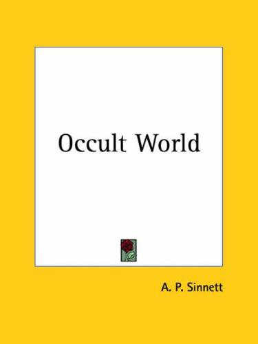 Download Occult World