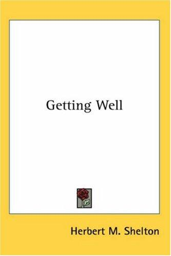 Download Getting Well