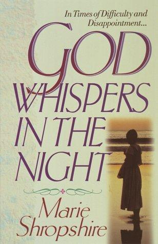 God whispers in the night