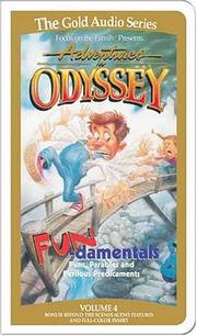 Adventures In Odyssey Cassettes #4: Puns, Parables, And Perilous Predicaments