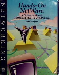 Cover of: Hands-on NetWare | Ted L. Simpson