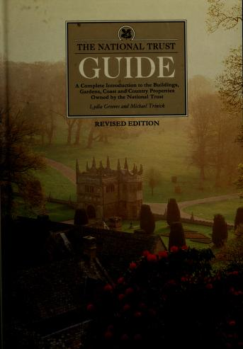 Cover of: The National Trust guide | Lydia Greeves