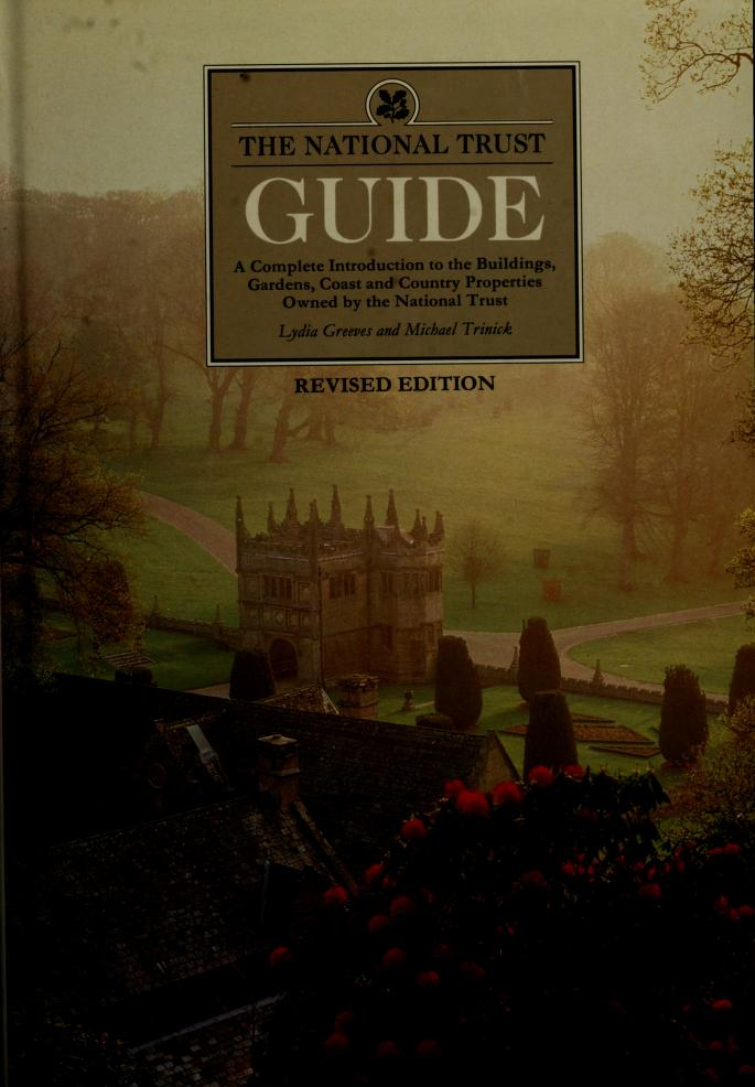 The National Trust guide by Lydia Greeves
