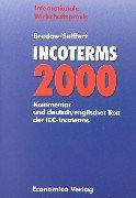 Incoterms 2000 by Jens Bredow