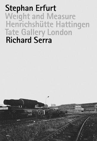 Stephan Erfurt & Richard Serra by Richard Serra, Stephan Erfurt