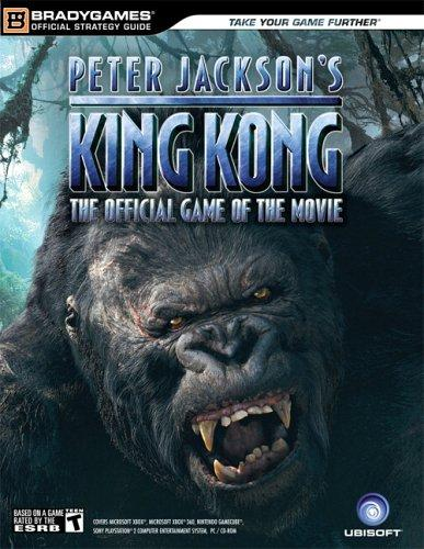 King Kong Official Strategy Guide by BradyGames