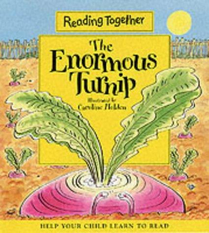 Enormous Turnip by Alevei Tolstoy