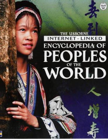 Usborne Book of Peoples of the World (Internet-linked) by Anna Claybourne