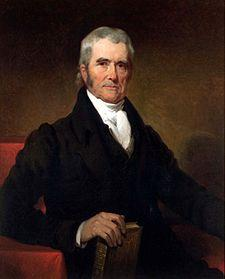 Photo of John Marshall