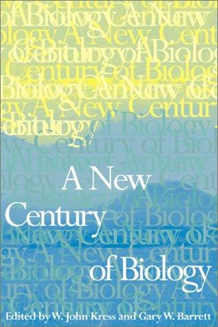 NEW CENTURY BIO by KRESS J W