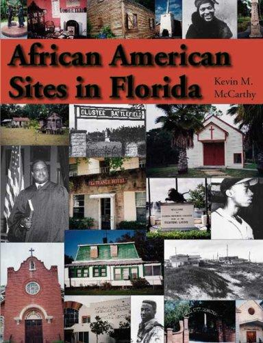African American Sites in Florida by Kevin M. McCarthy