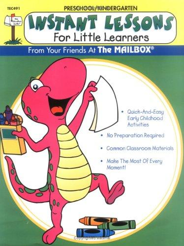 Instant Lessons for Little Learners by Becky S. Andrews