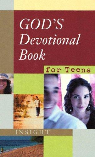 God's Devotional Book For Teens by John C. Maxwell