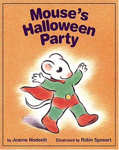 Mouse's Halloween party by Jeanne Modesitt