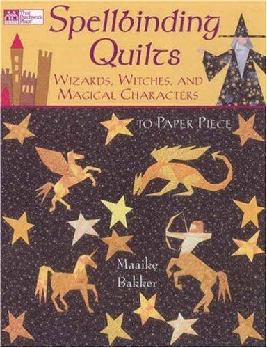Image 0 of Spellbinding Quilts: Wizards, Witches, and Magical Characters